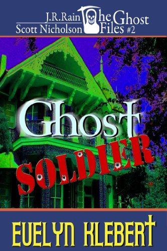 Ghost Soldier (The Ghost Files #2)