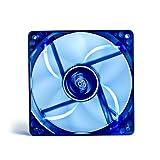 Deepcool Windblade 120mm Semi Transparent Cooling Fan With Blue LED (Black) (PC)