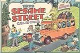 img - for 1979 Sesame Street Calendar book / textbook / text book