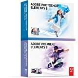 Bundle Photoshop Elements 8 + Premiere Elements 8par Adobe