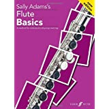 Flute Basics: Pupil's Book NEW EDITION (Basics Tutor Series)by Sally Adams