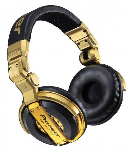 Pioneer - Hdj-1000-G - Professional Dj Headphones Gold