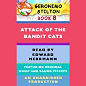 Geronimo Stilton Book 8: Attack of the Bandit Cats | Geronimo Stilton