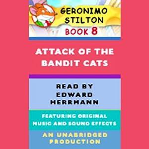 Geronimo Stilton Book 8 Audiobook