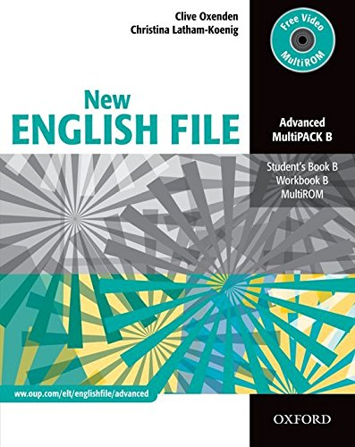 New English File Advanced: MultiPack B (New English File Second Edition)