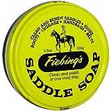 Fiebing Saddle Soap, 3.5 oz, Yellow