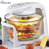 Secura Digital Turbo Countertop Convection Cooking Toaster Oven 798DH