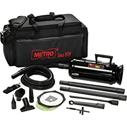 DataVac Pro Series Toner Vac & Micro Cleaning Tools (1.7 HP Motor) and Free 6 Feet Netcna HDMI Cable - By NETCNA