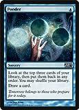 Magic: the Gathering - Ponder - Magic 2012