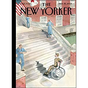 The New Yorker (Mar. 26, 2007) | [Seymour Hersh, Simon Schama, Alex Wilkinson, Kate Walbert, Nancy Franklin, Anthony Lane]