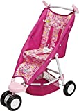 BABY born Pink Wave Light Jogger by Zapf Creation