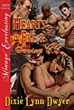 Hearts on Fire 8: Saving C.C. (Siren Publishing Menage Everlasting)