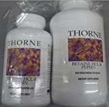 Thorne Research - Betaine HCL & Pepsin - 675ct