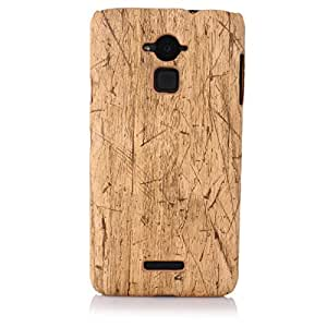 """ImagineDesign(TM) Premium Handmade """" Wooden Texture Collection """" Back Case Cover For COOLPAD NOTE 3 / COOLPAD NOTE 3 PLUS (Beach Wood Pattern)"""