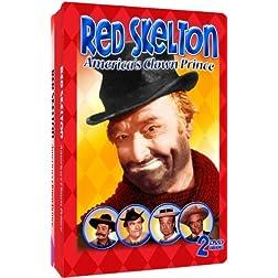 Red Skelton - America's Clown Prince - Embossed Slim-Tin Packaging