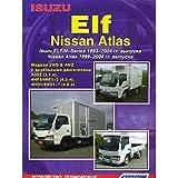 Isuzu Elf, Nissan Atlas. Isuzu Elf/N-Series 1993-2004 gg. vypuska. Nissan Atlas 1999-2004 gg. vypuska. Ustroystvo...