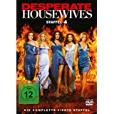 "Desperate Housewives - Staffel 4: Die komplette vierte Staffel [5 DVDs]von ""Teri Hatcher"""