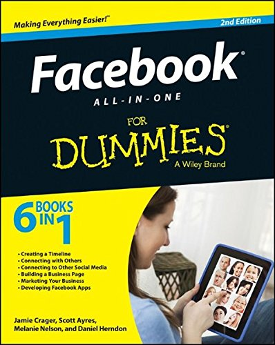 facebook-all-in-one-for-dummies