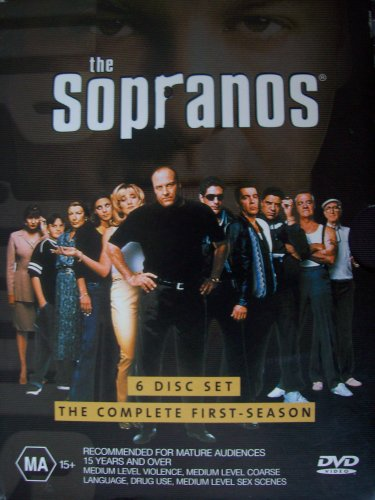 THE SOPRANOS HBO COMPLETE FIRST SEASON (REGION