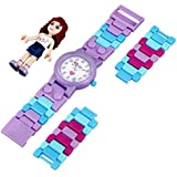 LEGO Friends Olivia Kid's Watch with Mini Doll