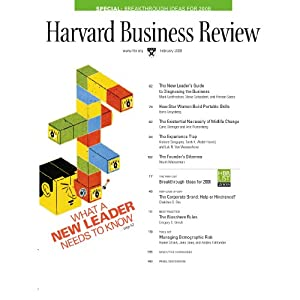 Harvard Business Review, February 2008 Periodical