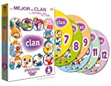 Lo Mejor De Clan - Temporada 2, Volúmenes 7-12 [DVD] en Castellano
