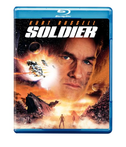 Cover art for  Soldier [Blu-ray]