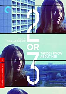 2 or 3 Things I Know About Her (Criterion Collection) (Version française) [Import]