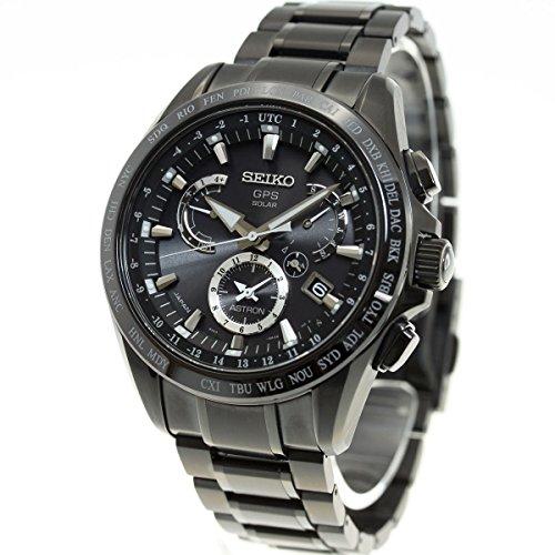 [アストロン]ASTRON 腕時計 ソーラーGPS衛星電波修正 サファイアガラ 10気圧防水 SBXB049 メンズ