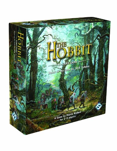 The Hobbit Card Game - 1