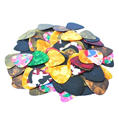 20pcs Thin Guitar Picks