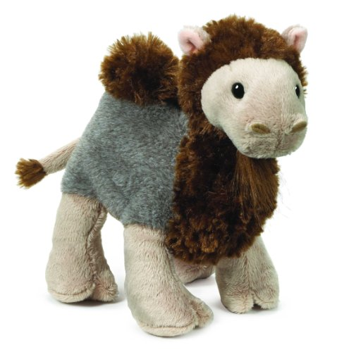 Webkinz Curly Camel Plush