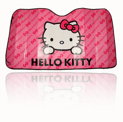Cute-Cartoon-Hello-kitty-Car-Windshield-Sun-Shade