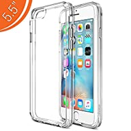 iPhone 6S Plus Case, Trianium [Clear…