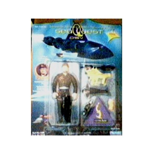 SeaQuest DSV Chief Manilow Crocker Action Figure