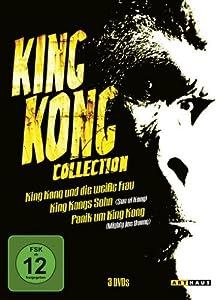 KING KONG COLLECTION - (KING KONG / SON OF KONG / MIGHTY JOE YOUNG) -