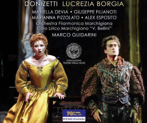 Lucrezia Borgia - Donizetti- CD