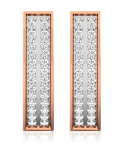 Diamant Vendome Orecchini Oro Rosa
