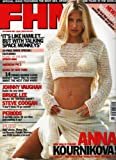 FHM magazine number 141 2001 Anna Kournikova + Massive Gingsters Poster? Emap Metro Ltd