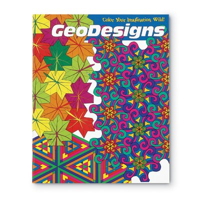 Geodesigns coloring book. - 1
