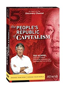 PEOPLE'S REPUBLIC OF CAPITALISM DVD