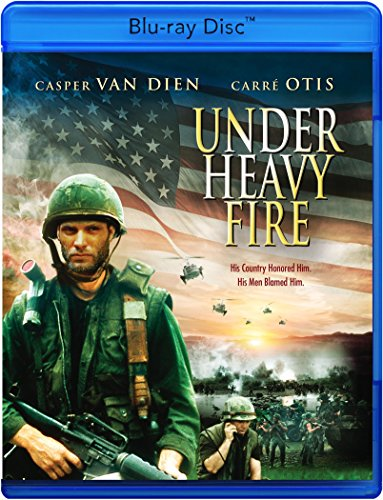 Under Heavy Fire (AKA Going Back) [Blu-ray]