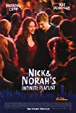 Nick and Norah's Infinite Playlist Poster Movie 11 x 17 In - 28cm x 44cm Alexis Dziena Michael Cera Kat Dennings Aaron Yoo Ari Graynor Rafi Gavron