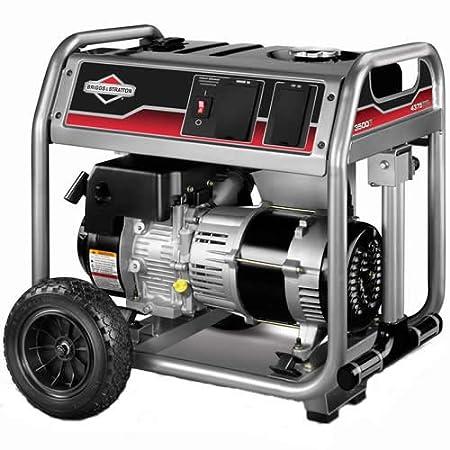 Best Generator For Sale: Briggs & Stratton 30466 3,500 Watt 250cc