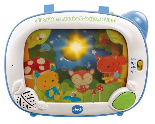 VTech Baby Lil' Critters Soothe and Surprise Light - 1
