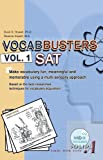 Vocabbusters SAT: Make Vocabulary Fun, Meaningful and Memorable