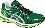 ASICS Mens Gel Kayano 20 Running Shoe,Pine/Lightning/White,11.5 M US