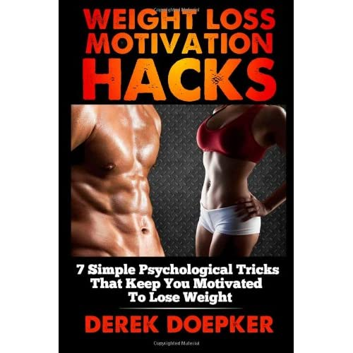 Do you feel like you're fighting a losing battle with yourself to get motivated to lose weight? Unfortunately, many people will never reach their weight loss goals simply because they can't figure out how to get themselves motivated enough to stick t...
