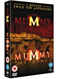 The Mummy/The Mummy Returns [DVD]