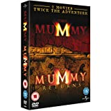 The Mummy/The Mummy Returns [DVD]by Brendan Fraser